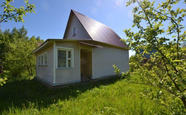 Дачный дом на 6 сотках в СНТ